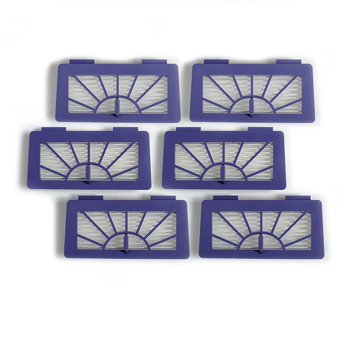 Neato Confezione da 6 filtri per XV Series ad alte prestazioni