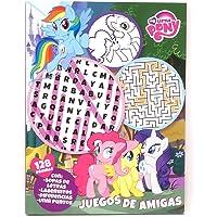 My Little Pony Sopa de Letras de 128 páginas Ed.Great Moments