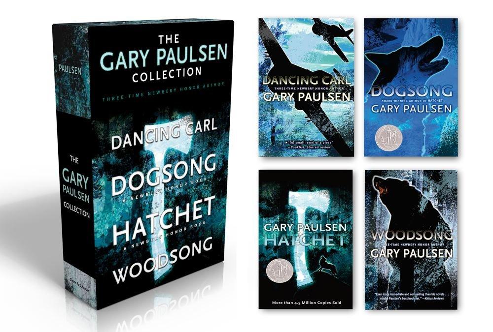 The Gary Paulsen Collection: Dancing Carl; Dogsong; Hatchet ...