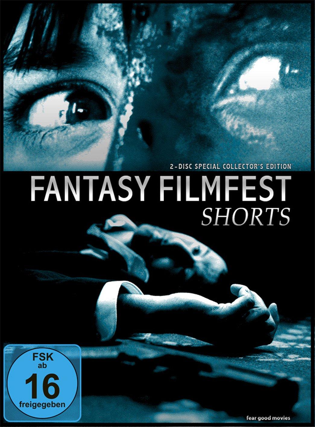 Amazon.com: Fantasy Filmfest Shorts - 2-DVD Set (Arbeit Für ...