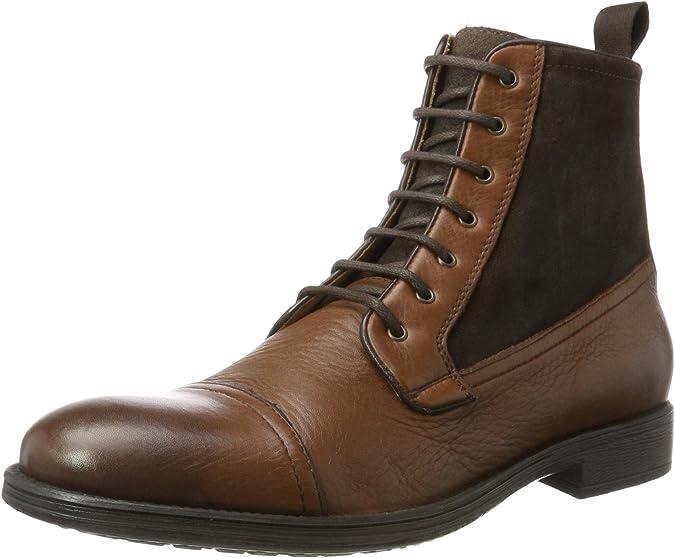 Geox Men's Jaylon 12 Ankle Bootie