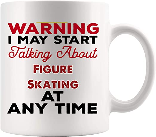 Coffee Mugs Sports Outdoors Trainer Gift Cup Figure Skating Coach Funny Definition 11oz Coffee Mug