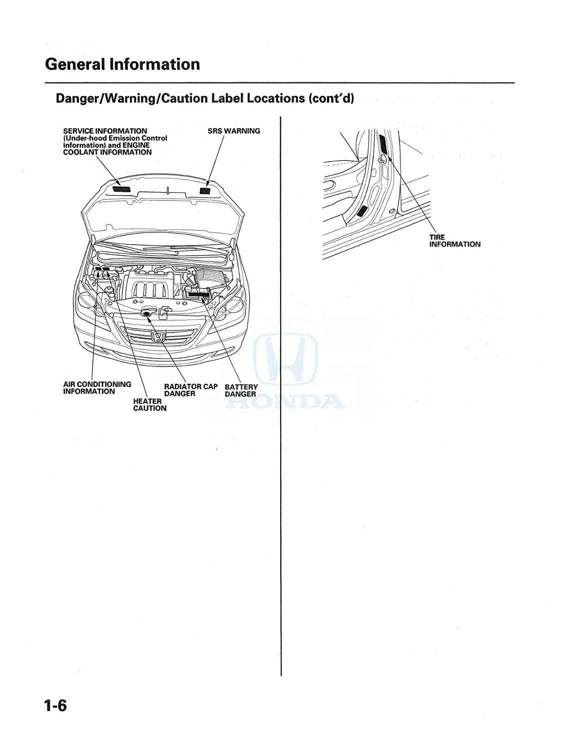 Bishko Automotive Literature 2005 2006 Honda Odyssey Suspension Diagram Shop Service Repair Manual Cd Engine Electrical Oem