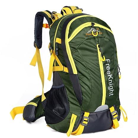Free Knight 40L New Style Nylon Ultralight Climbing Backpacks Waterproof  Spor. 319b005f0b