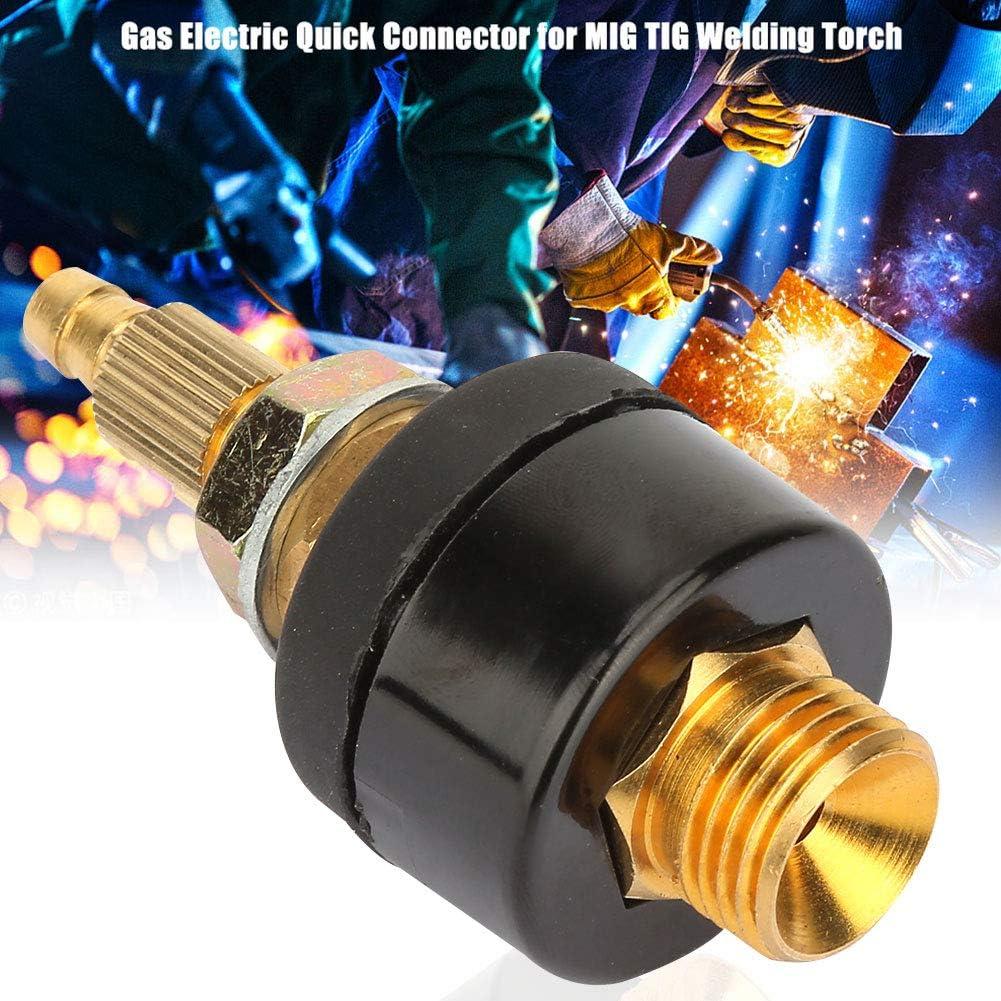 Connecteur Rapide Electrique Gaz M16 1.5 MIG TIG Consommables Torche de Soudeur Connecteur de Soudage MIG TIG