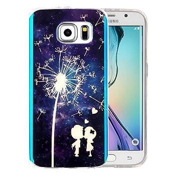 jialun de caso para Samsung Galaxy S6 Edge +/g928 IMD Red ...