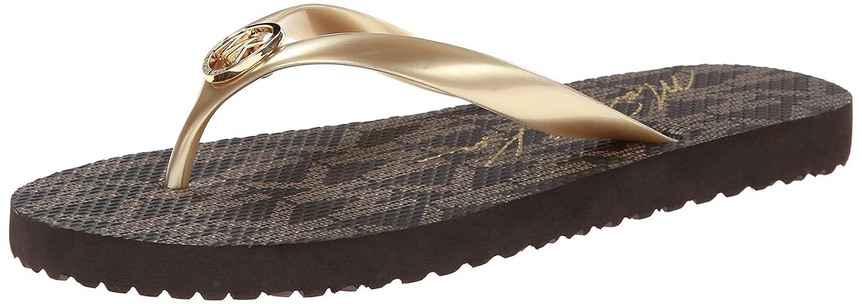 c6880c575fe30b Amazon.com | Michael Michael Kors Women's MK Flip Flop | Flip-Flops
