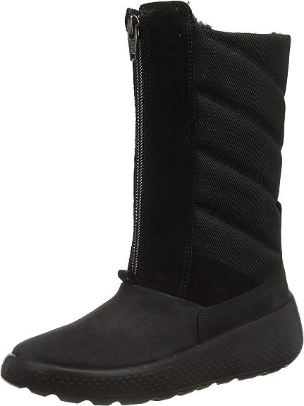 ECCO Girl's Ukiuk Kids High Boots