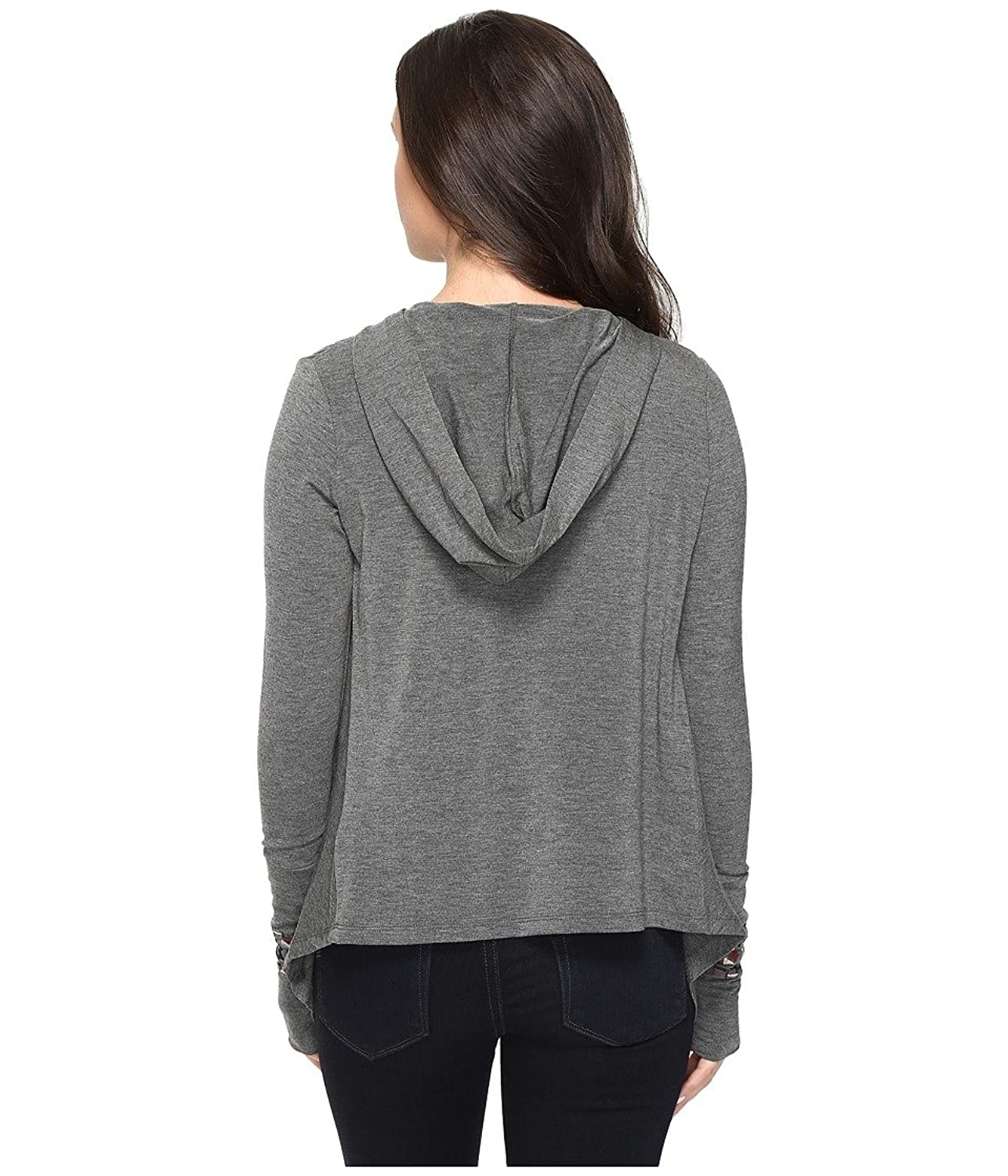 Rayon Jersey Hooded Cardigan Stetson Ladies Collection- Winter I