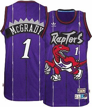 Amazon.com: Tracy McGrady Camiseta de baloncesto pú ...