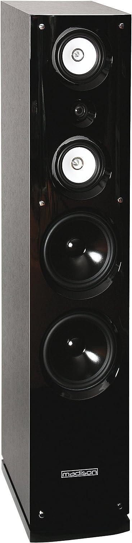 KODA KODAD858F - Altavoz de suelo (2.0, 180 W), color negro, 1 unidad