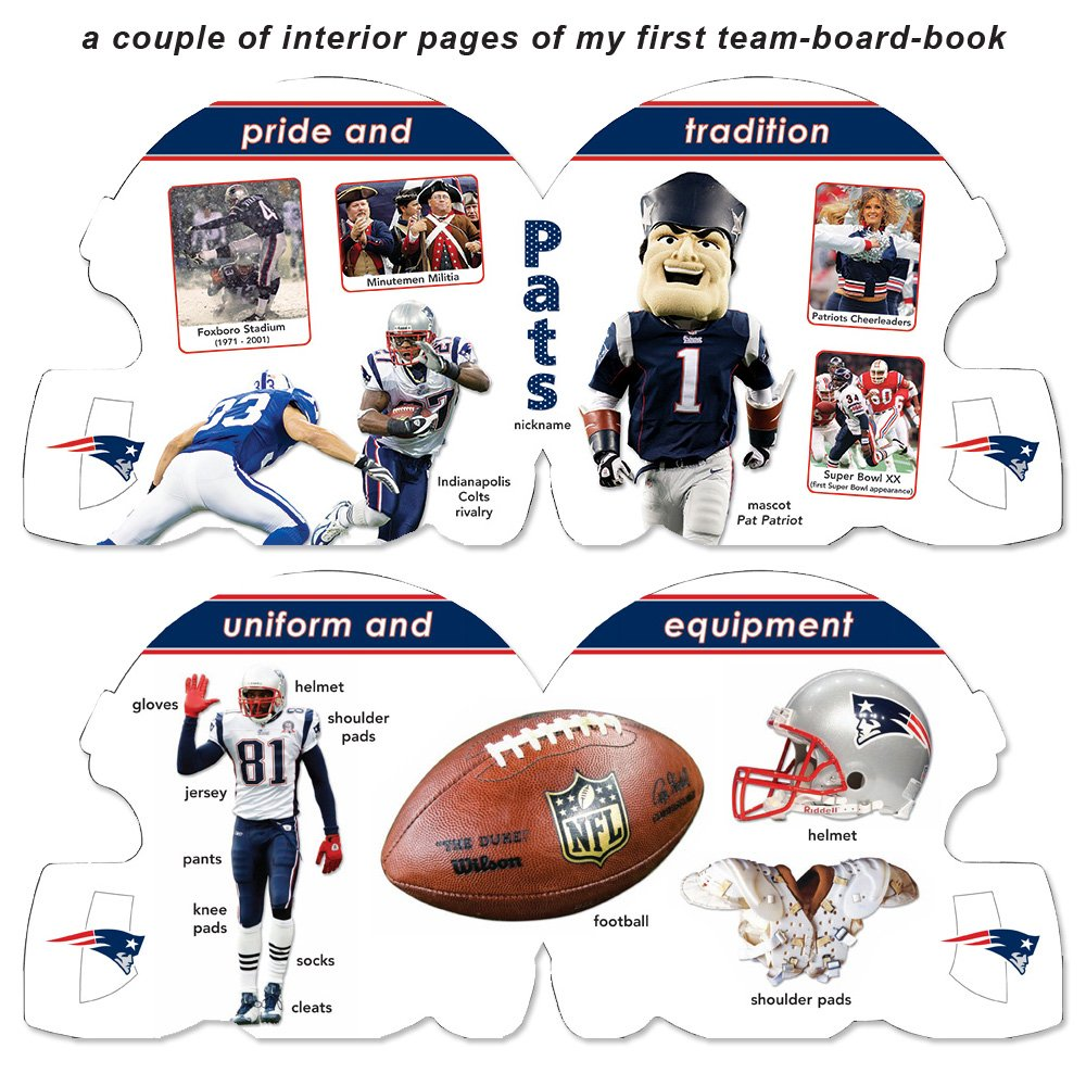 Amazon.com: New England Patriots Baby Set de regalo: Baby