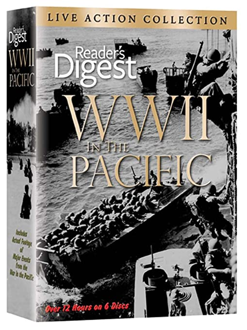 Amazon com: Reader's Digest WWII in the Pacific Box Set
