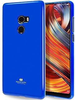 Amazon.com: kwmobile TPU Silicone Case for Xiaomi Mi Mix 2 ...