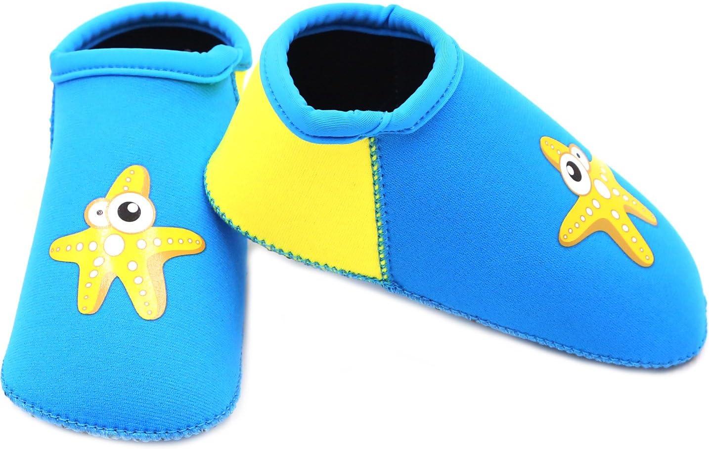 SUIEK Baby Boys Girls Water Shoes