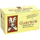BADERs Guarana Rising Sun Tea 20 Aromaschutz-Filterbeutel. Schwarzer Tee mit Guarana. Weckt die Lebensgeister. Pharmazentralnummer: 0314597