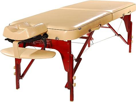 Master Massage Monroe - Mesa de masaje portátil de espuma ...