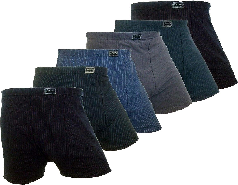 Herren Boxershorts Übergröße Ausbuchtung Beutel Mode Boxershorts Unterhose