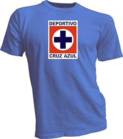 DEPORTIVO CRUZ AZUL La Maquina Mexico Soccer Futbol Black T-SHIRT Camiseta NEW s