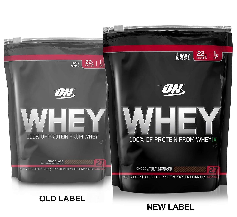 fe050f887 Buy Optimum Nutrition (ON) 100% Whey Protein Powder - 1.85 lbs