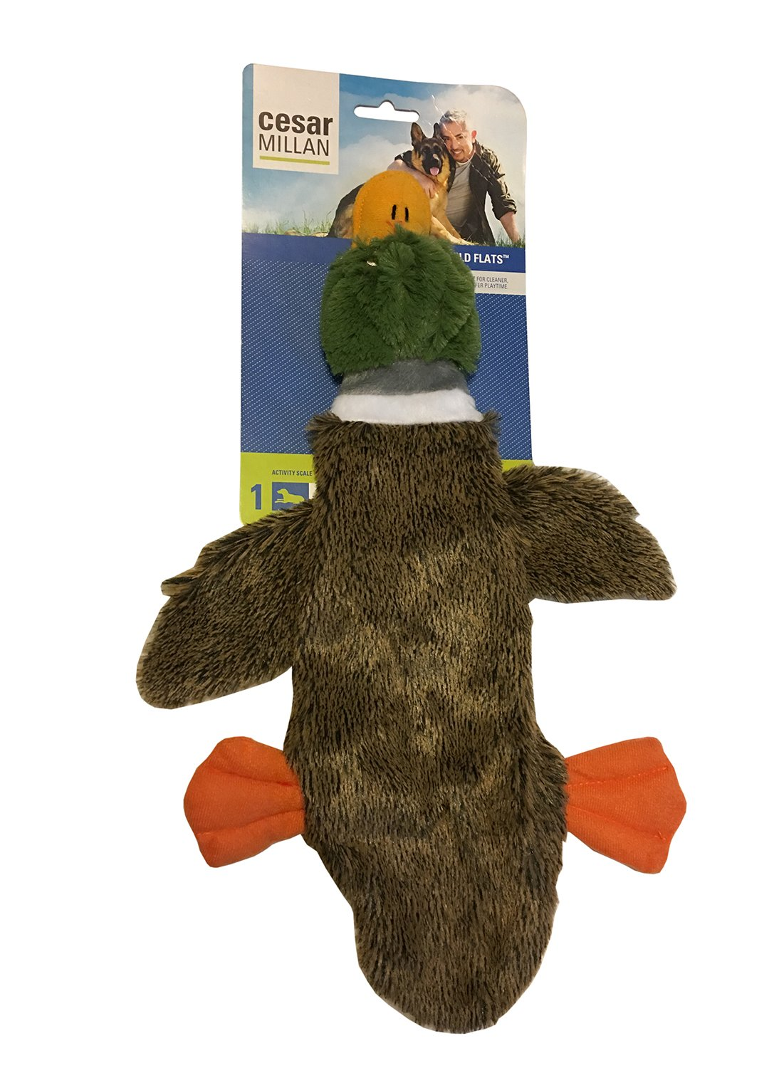 Cesar Millan Duck Dog Toy