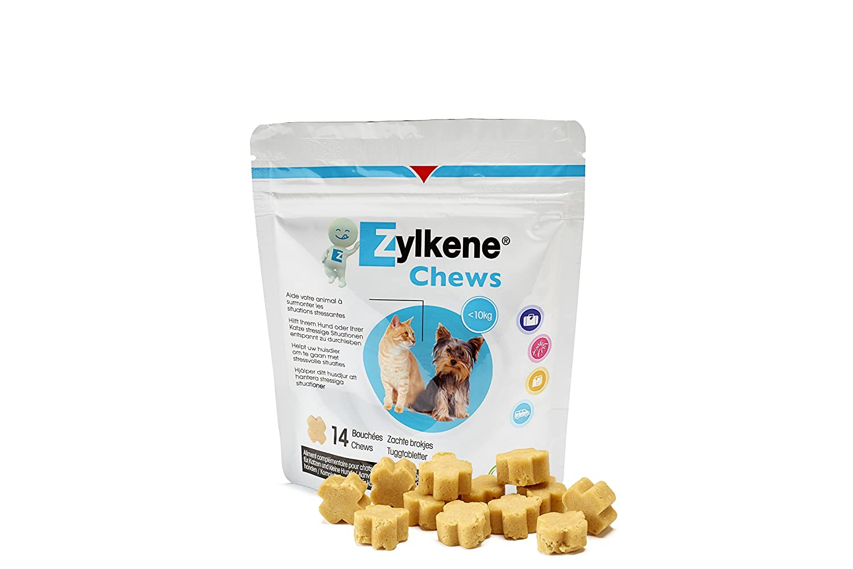 Vetoquinol Zylkene Chew Vitamine pour Chien 75 MG 21251