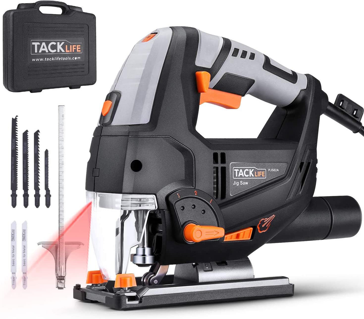 Tacklife Advanced Jigsaw
