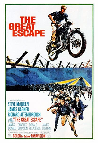 'THE GREAT ESCAPE' (1963)