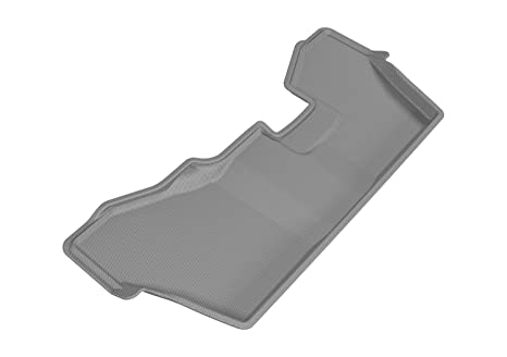 Gray Kagu Rubber 3D MAXpider Complete Set Custom Fit All-Weather Floor Mat for Select Honda Pilot Models