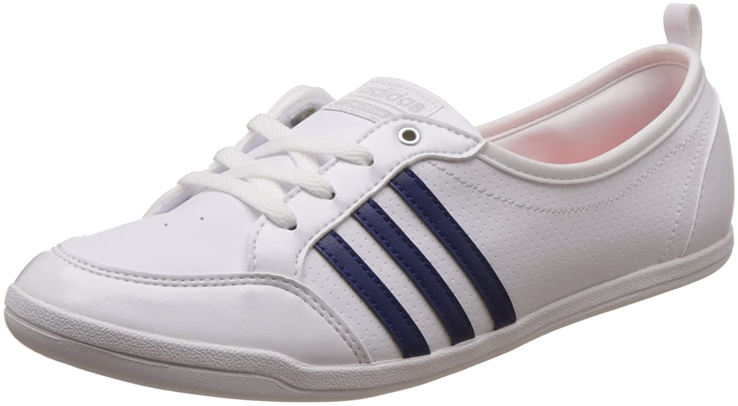 low price adidas neo piona w silber ba213 5ca9d