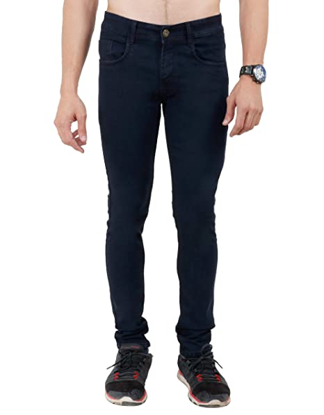 Mayor and Wood Men's Slim Fit Jeans