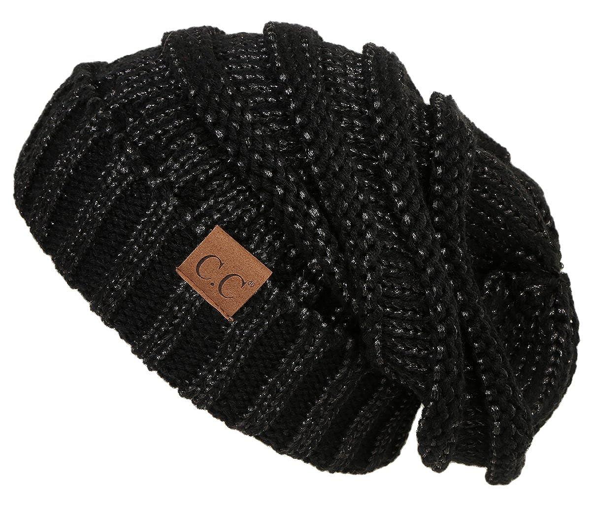 【楽ギフ_のし宛書】 Funky Funky Junque HAT レディース HAT B01K2PGOYS A Metallic Black on Metallic Black A Metallic Black on Black, 枝幸町:4fe2b96a --- irlandskayaliteratura.org