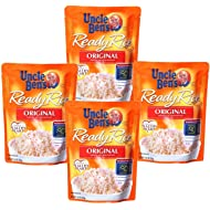 Uncle Ben's Ready Rice, Original 8.8 Oz (Pack of 4)
