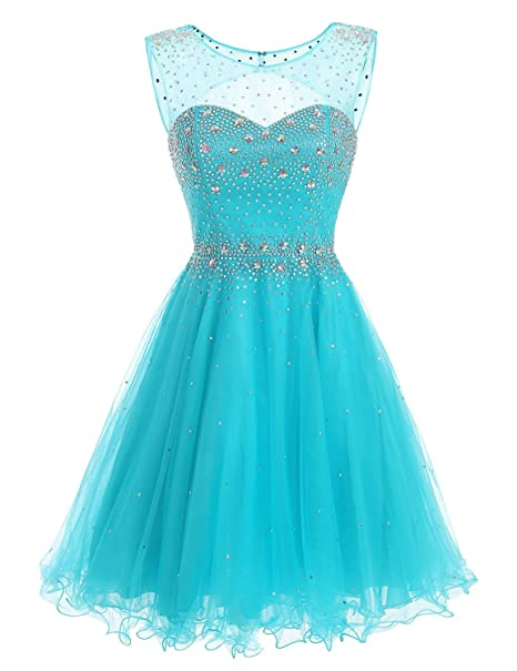 The 8 best short turquoise prom dresses under 100