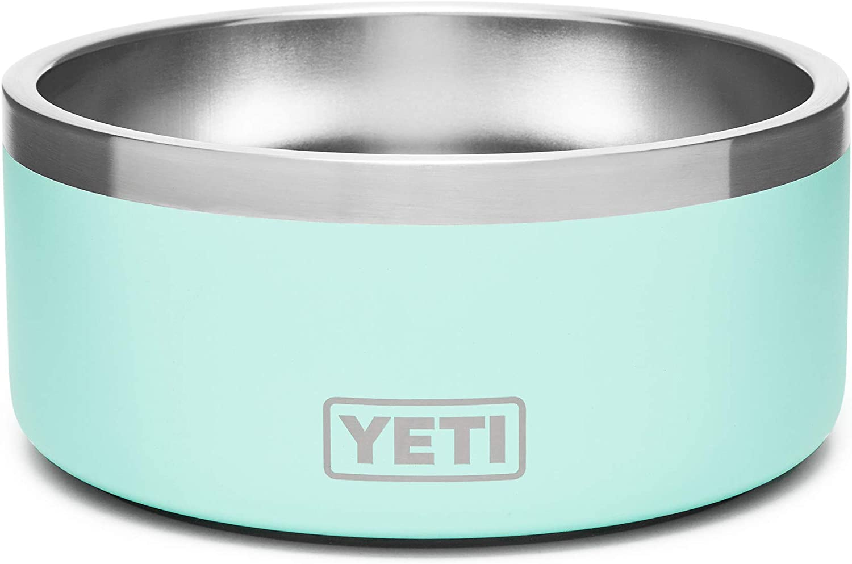 YETI Boomer 4, Stainless Steel, Non-Slip Dog Bowl, Holds 32 Ounces