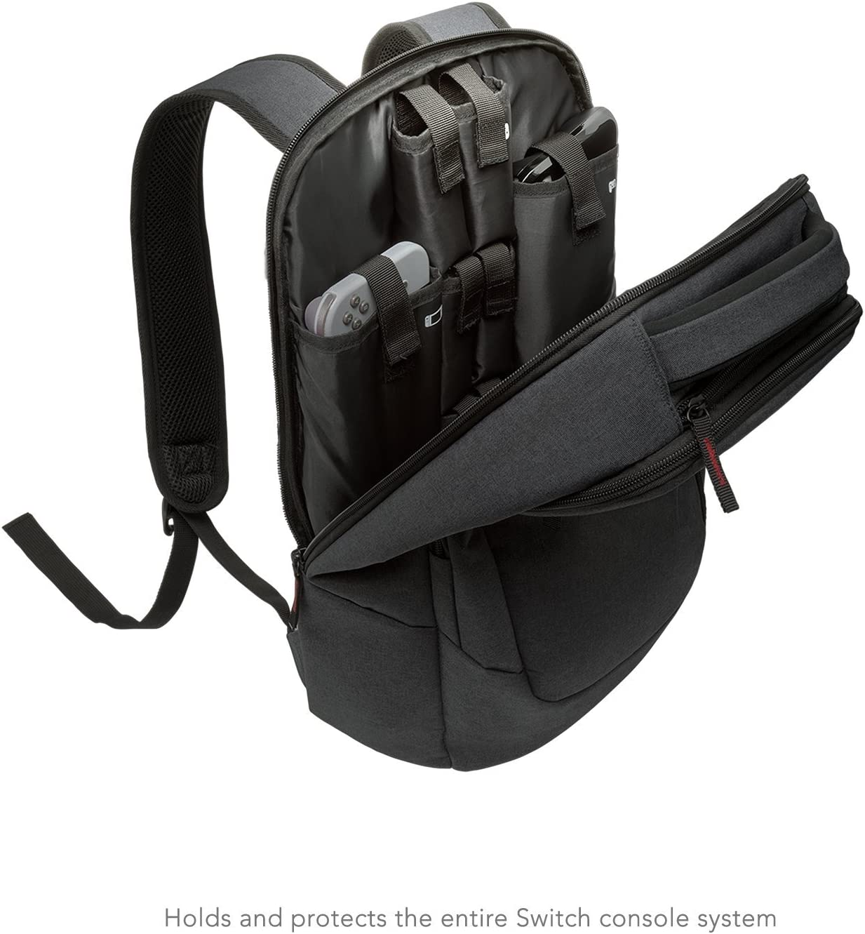 Amazon.com  Nintendo Switch Elite Player Backpack by PDP  Video Games e7e846d7fc