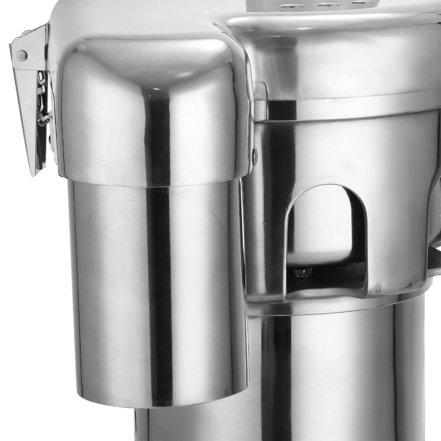 VEVOR Juice Extractor 550W Commercial Juice Extractor 264lbs// hr Capacity Centrifugal Juicer Stainless Steel Extractor Machine Heavy Duty Professional 550W