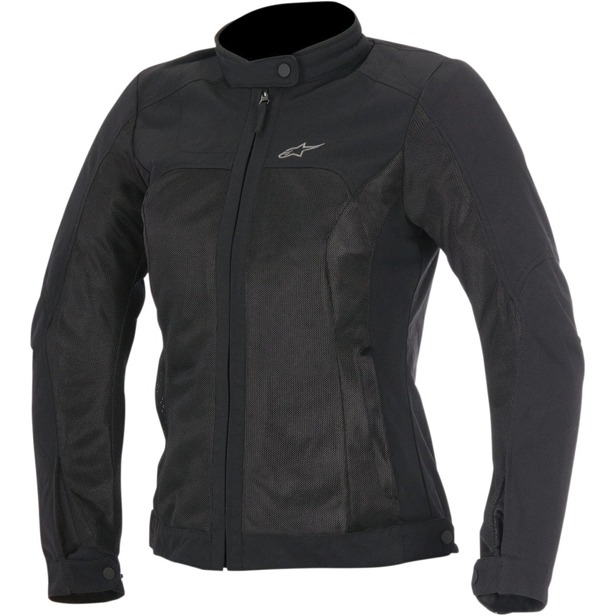Alpinestars Eloise Air Women's Street Motorcycle Jackets - Black / Small by Alpinestars