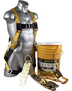 Guardian Fall Protection (Qualcraft) 00815 BOS T50 Bucket Of Safe Tie With