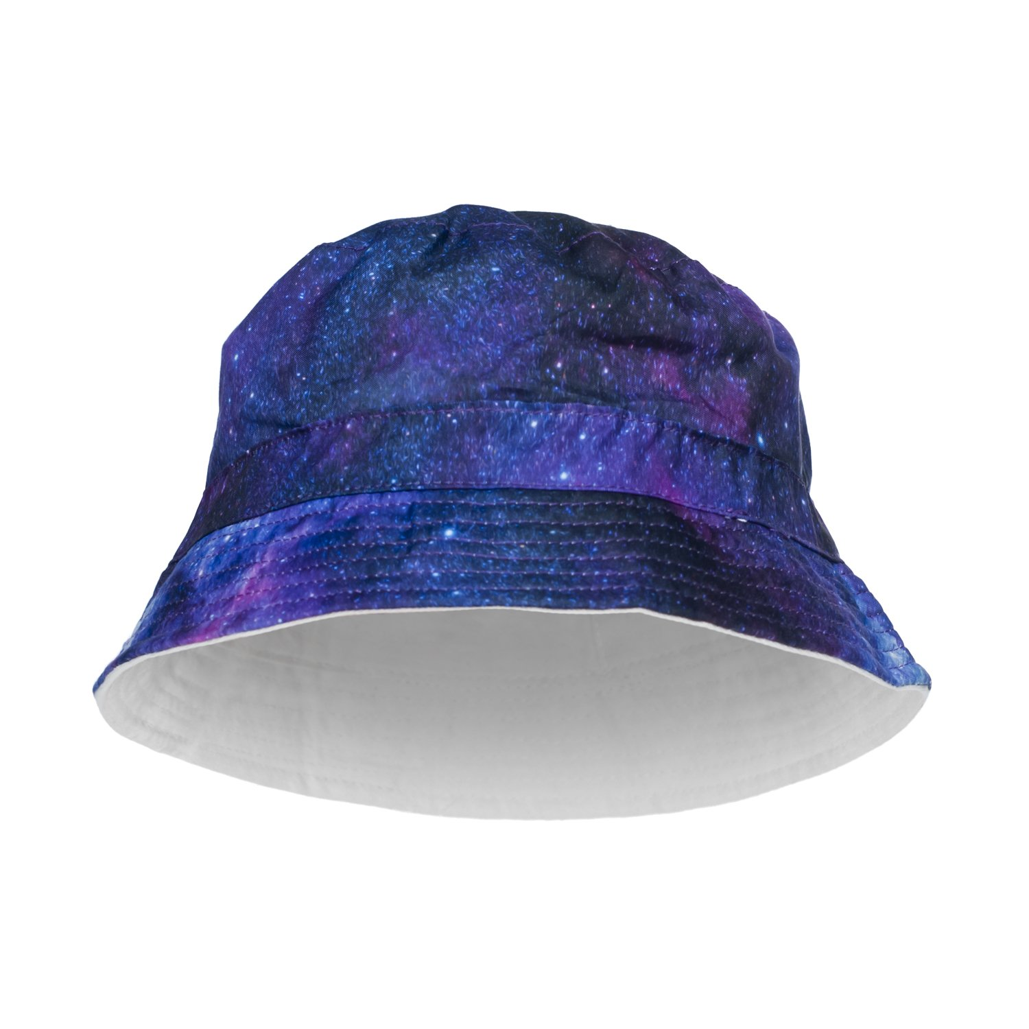 Bucket hat Full Print Bandana Fishing Bush Summer Holiday Hat Fashion Cap Party Bandana American) U1-V9T8-N4VL