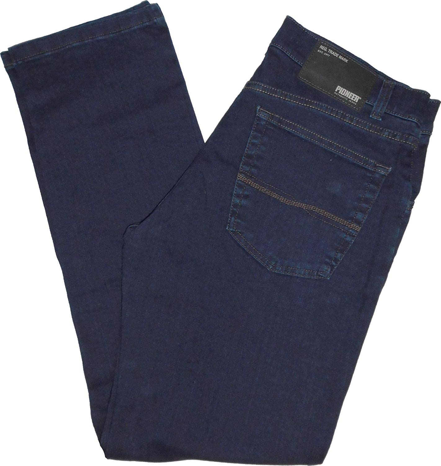 Pioneer Stretch Jeans Art. 9733.02.1144 Ron - Piedra Oscura ...