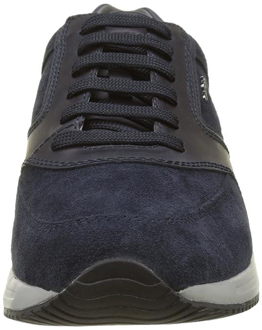 A U Handtaschen Herren Geox SneakerSchuheamp; Dennie 3Rcj54qLA