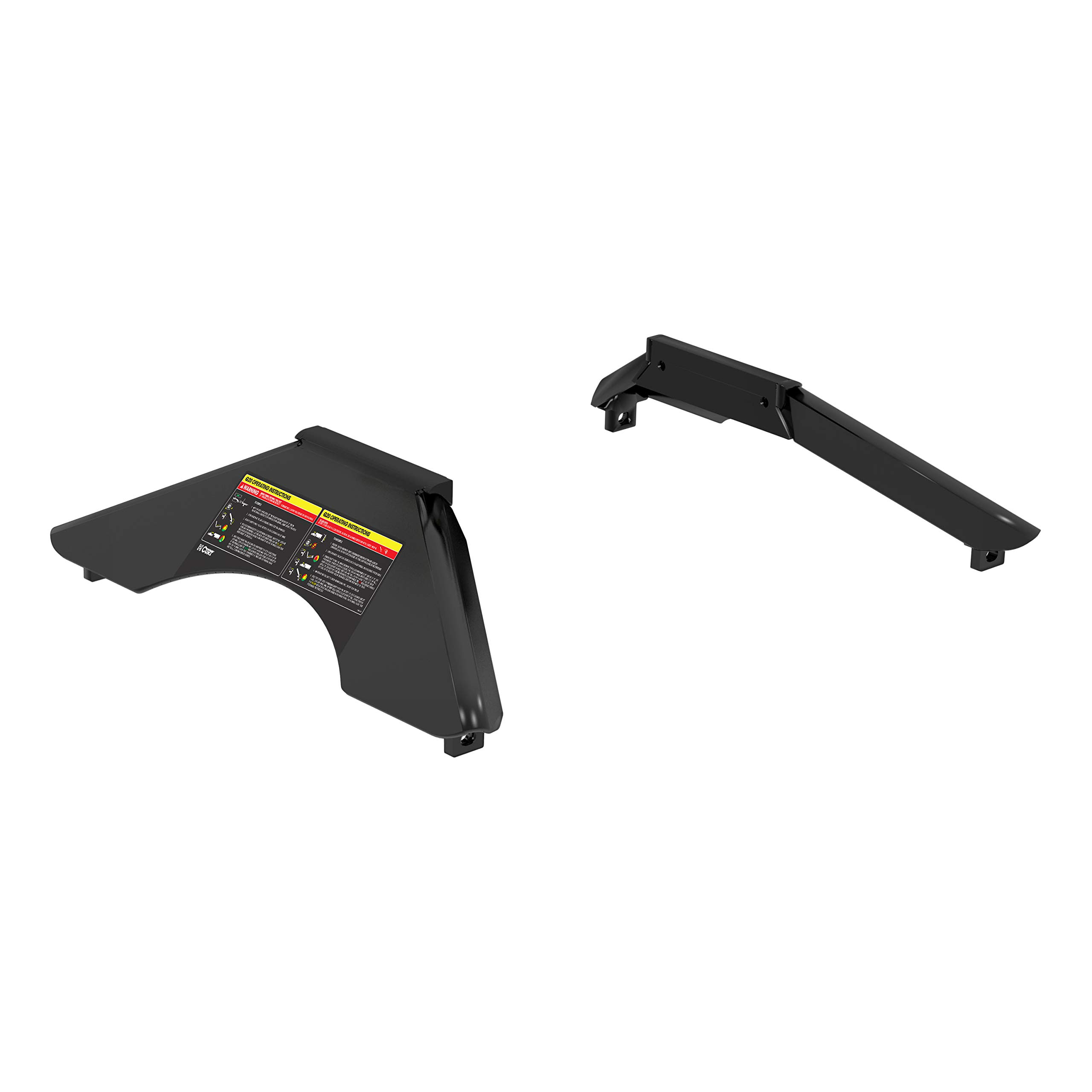 CURT 16904 Replacement Legs for CURT Q20 Fifth Wheel Hitch Head #16530 by CURT