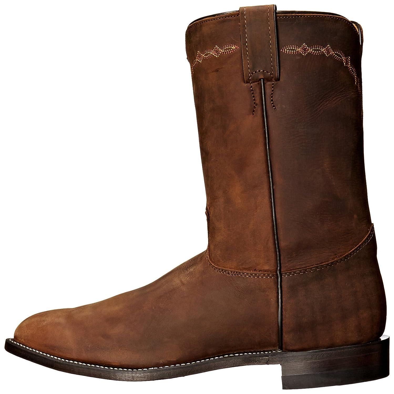 0f48a3b4790 Justin Boots Men's 10