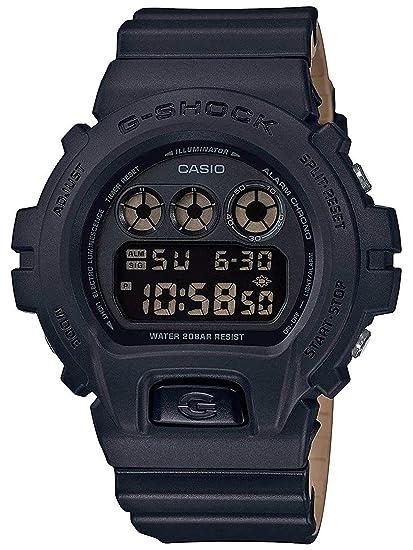 Casio Reloj Digital para Mujer de Cuarzo con Correa en Plástico DW-6900LU-1ER: Amazon.es: Relojes