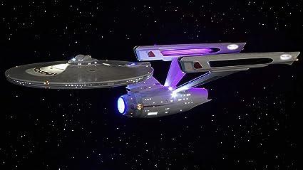 LED Light Kit Star Trek Enterprise NCC-1701 1:1000 Model Kit Polar Lights MKA041
