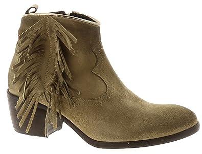prix imbattable nouveaux produits chauds en soldes MELINE Women's Boots grey Size: 3.5: Amazon.co.uk: Shoes & Bags
