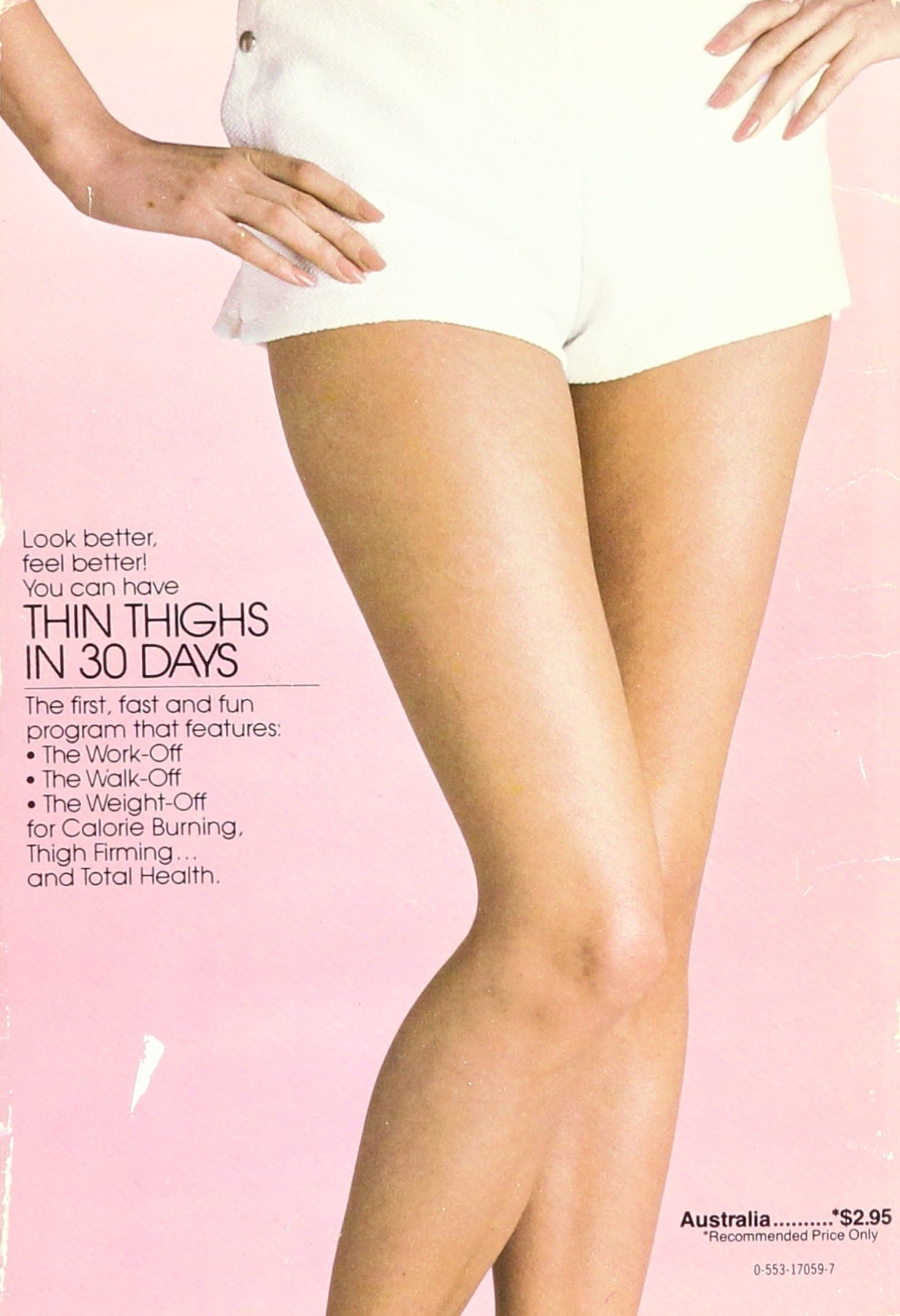 Thin thighs in 30 days wendy stehling louis falcone john olson thin thighs in 30 days wendy stehling louis falcone john olson 9780553014433 amazon books fandeluxe Gallery