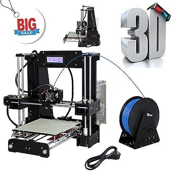 Anet X6 3d impresora alta precisión nivelación automática ...