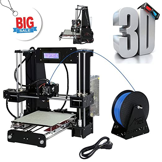 Anet X6 3d impresora alta precisión nivelación automática DIY ...